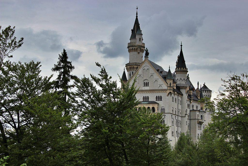 Neuschwanstein e Hohenschwangau - castelli schwangau
