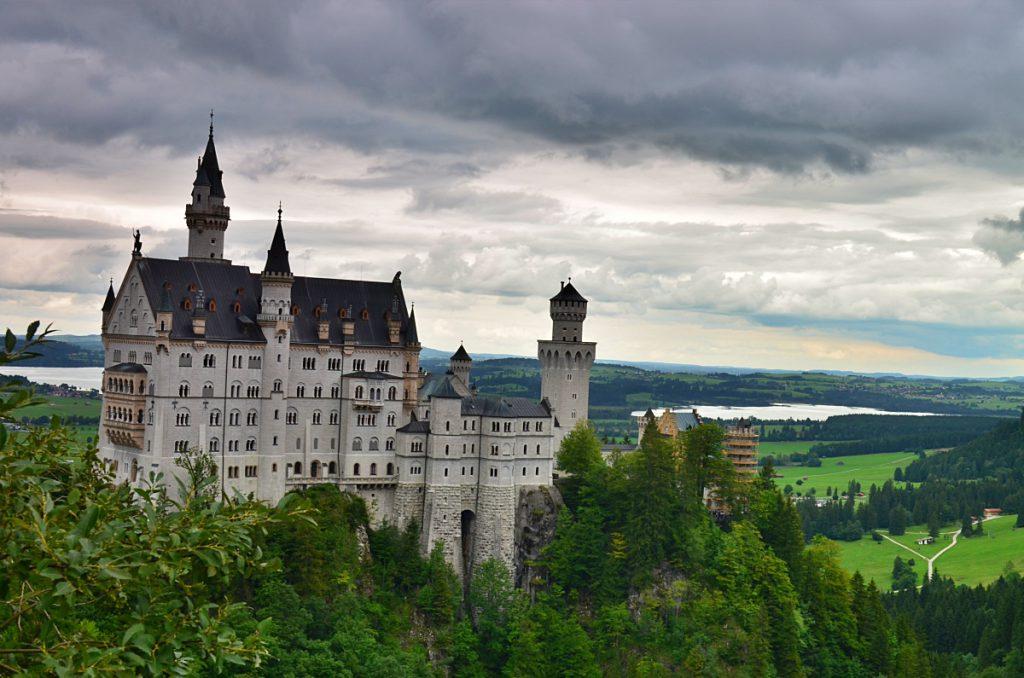 i castelli della Baviera - castelli germania - castelli ludwig - tour castelli della baviera