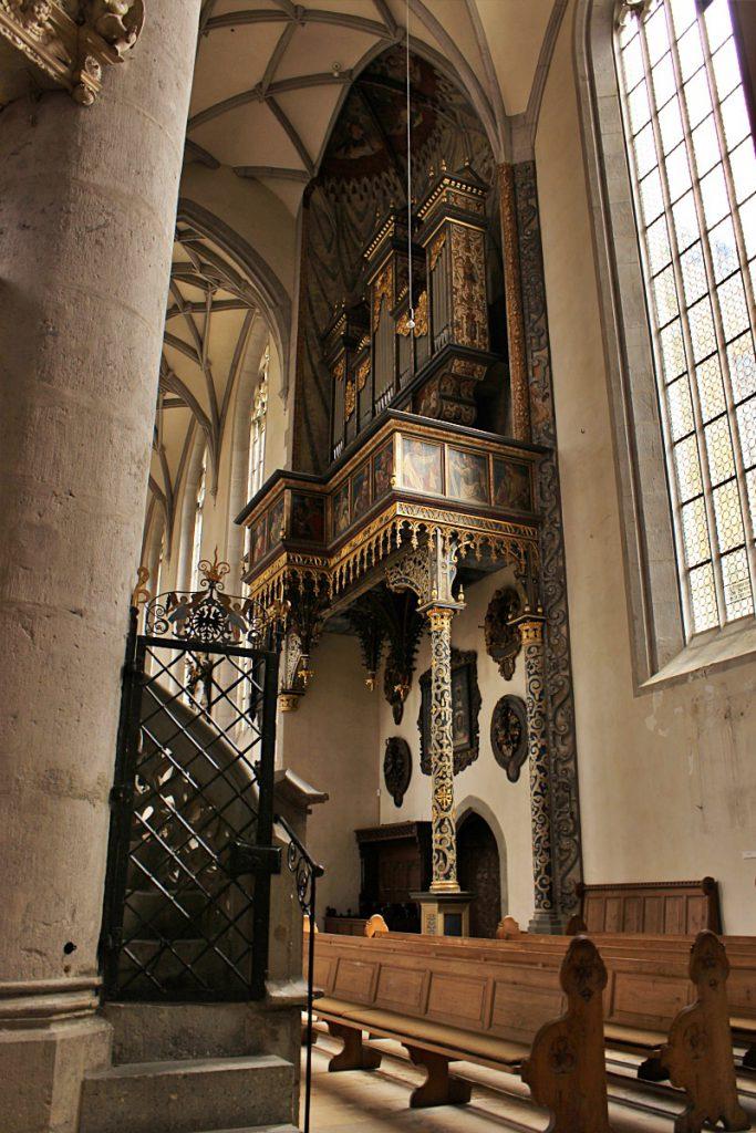 Nördlingen chiesa