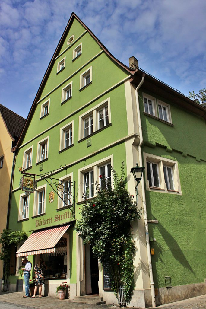 Rothenburg, germania