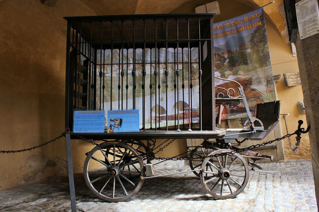 il museo medievale criminale - Rothenburg cosa vedere
