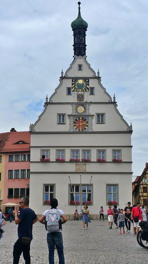 Rothenburg cosa vedere - la bevuta leggendaria