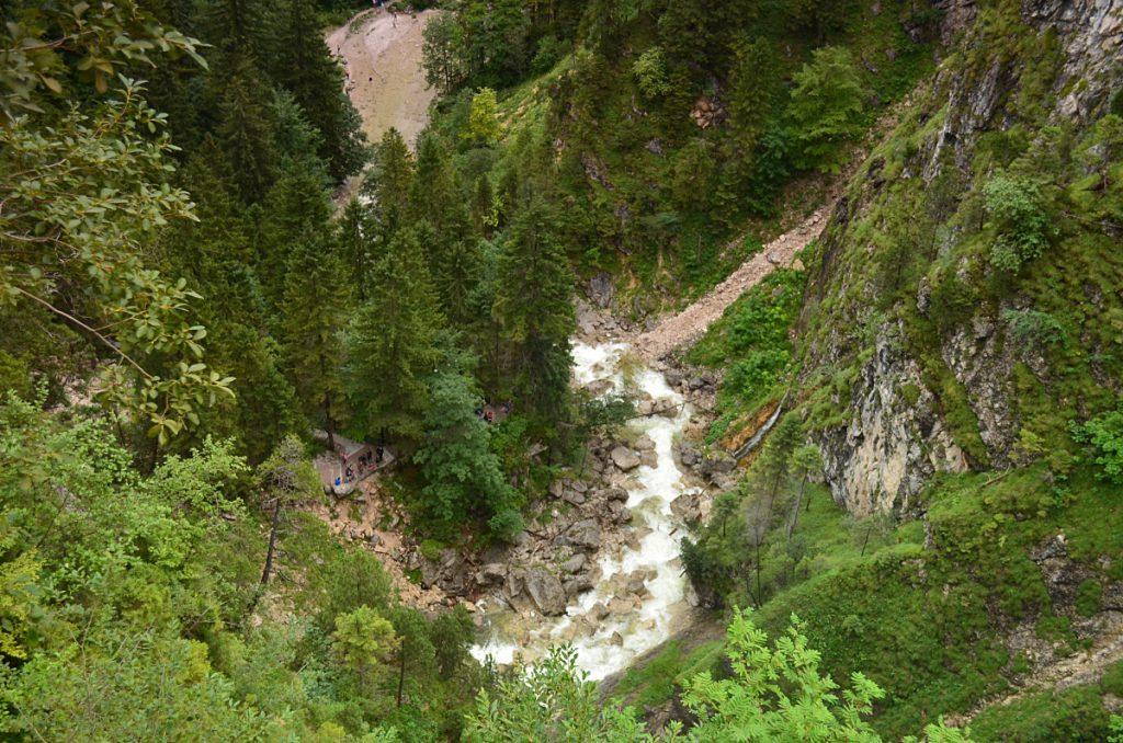 cascata ponte marienbrucke