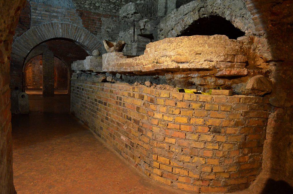 cisterne romane - cosa fare a fermo - visitare fermo