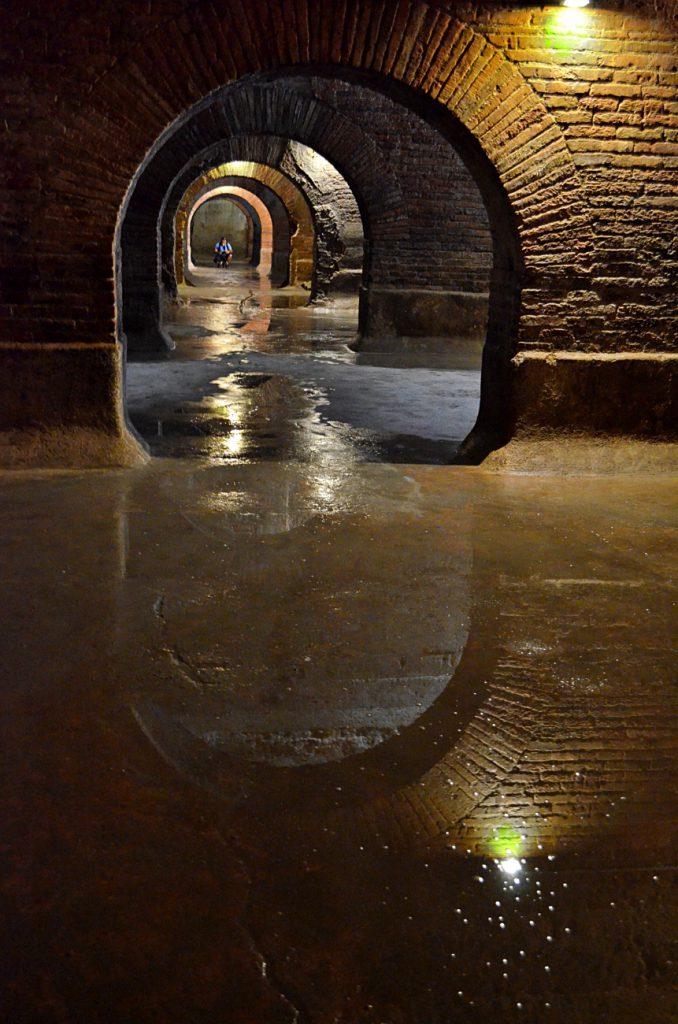 cosa fare a fermo, cisterne romane fermo