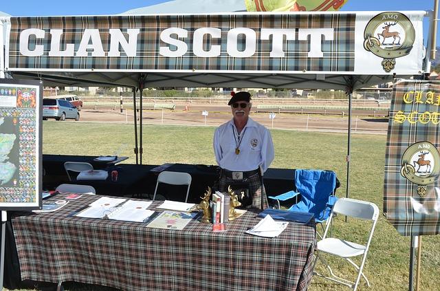 il Tartan e i Clan della Scozia