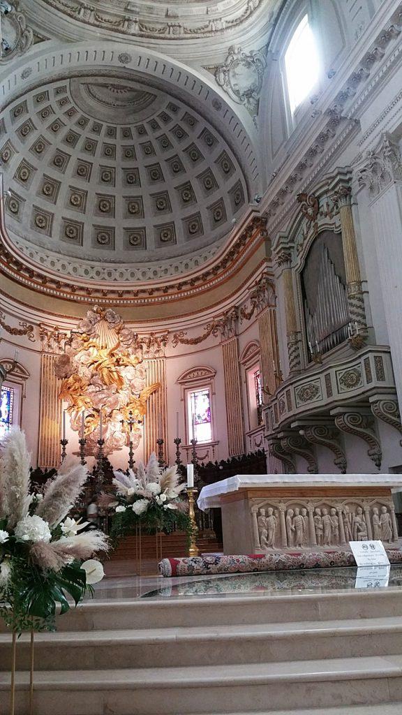 altare duomo di Fermo