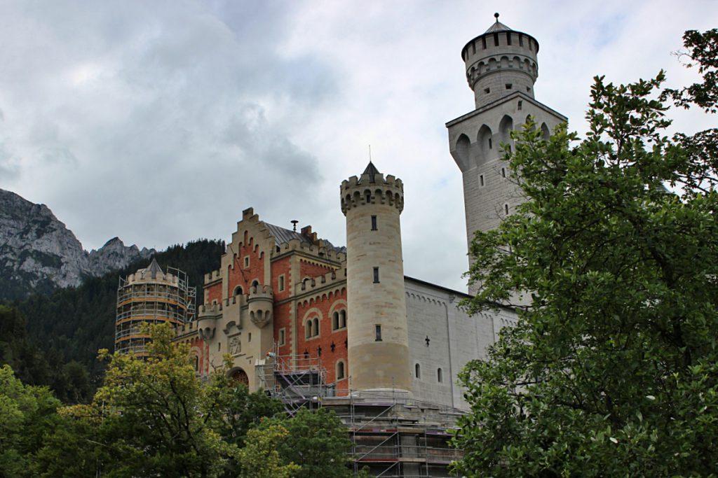 castelli schwangau