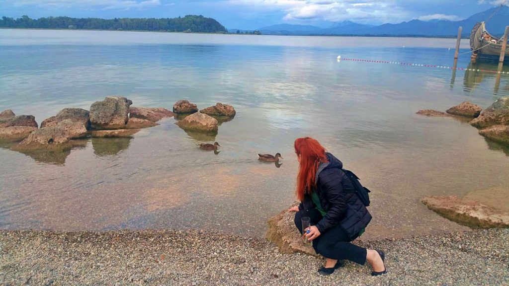 lago chiemsee - baviera germania