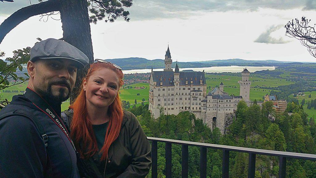 Neuschwanstein castello - castelli schwangau