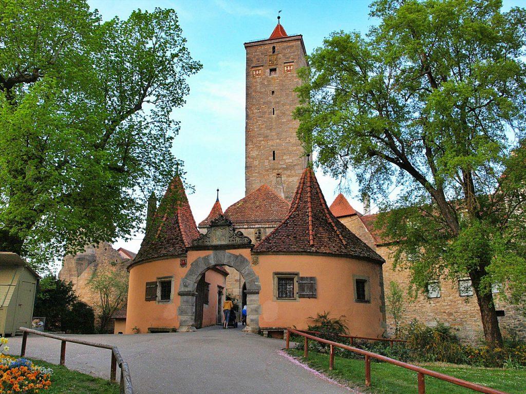 castello toppler - Rothenburg baviera