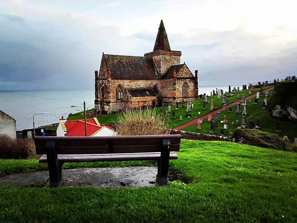 saint monans cosa vedere - saint monans fife - east neuk - fife scozia