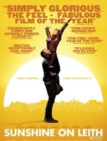 sunshine of leith, film girati in Scozia