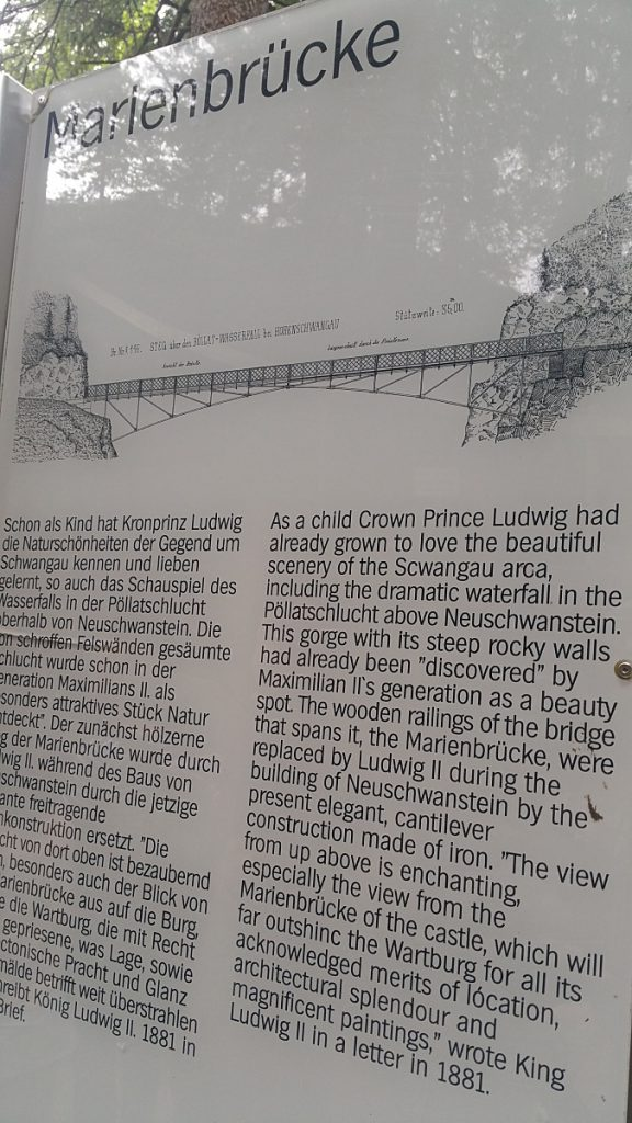 ponte di marienbrucke
