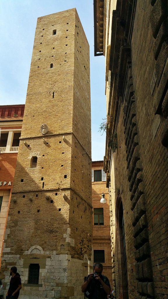 torre Matteucci, cosa fare a fermo