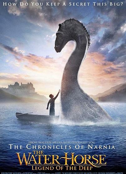 the water horse - la scozia nei film