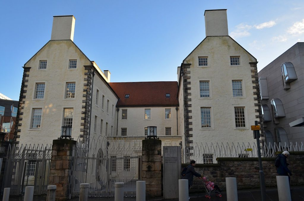 queenberry house - royal mile di edimburgo