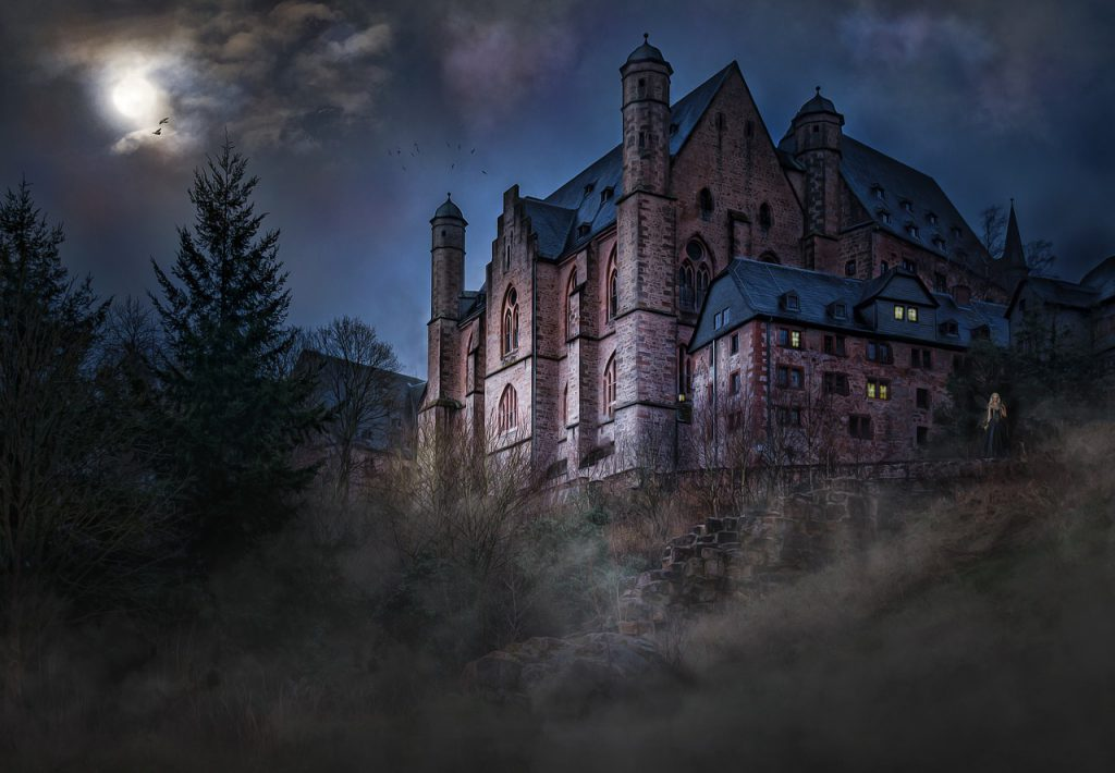 luoghi spettrali in Scozia - fantasmi scozia