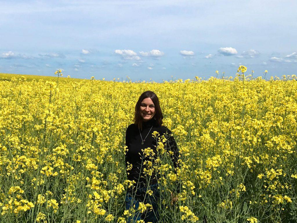 Claudia expat in Südtirol
