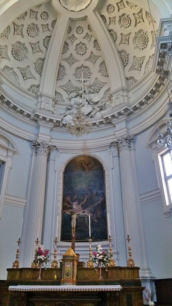 chiesa san lorenzo, cupramontana