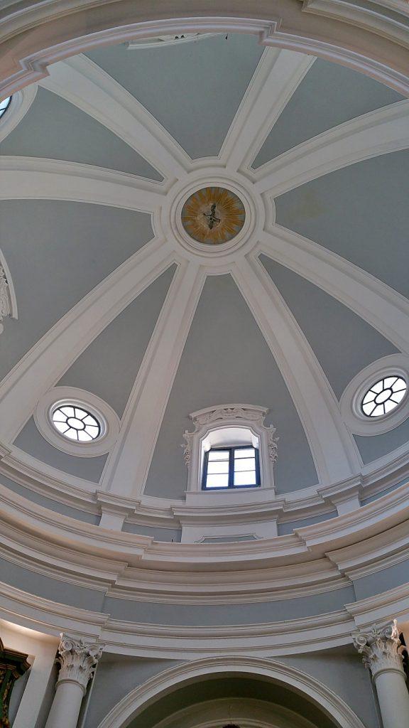 chiesa santa caterina, cupramontana