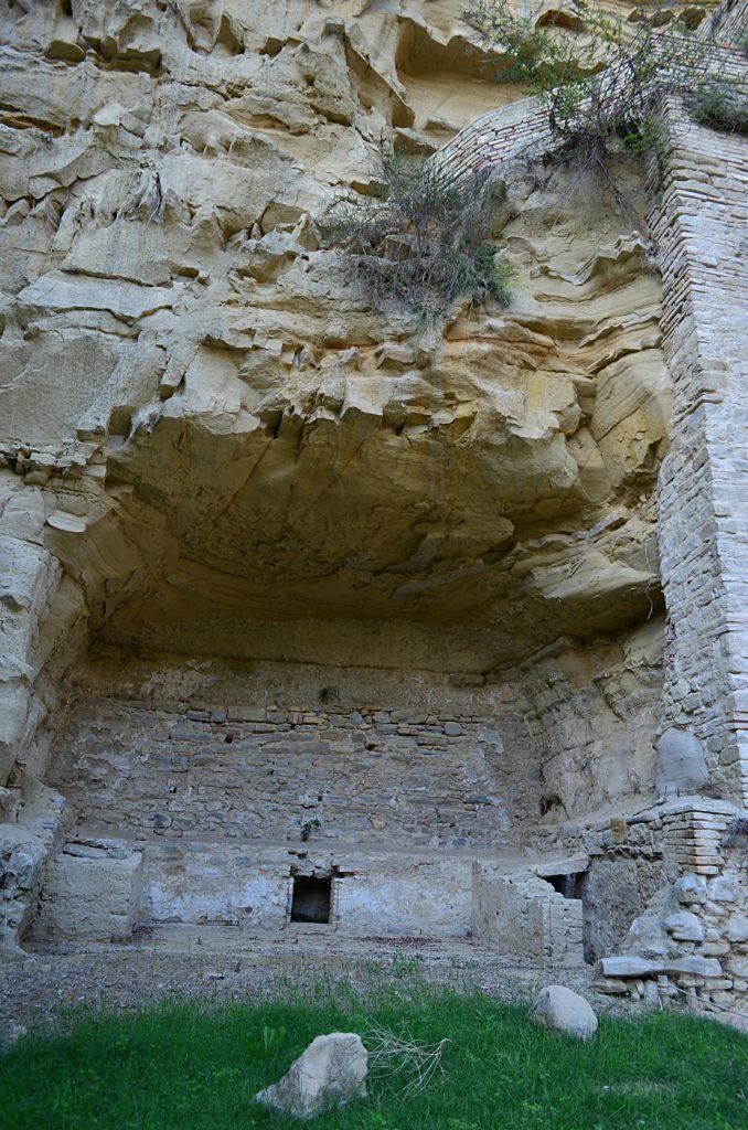 l'eremo delle grotte