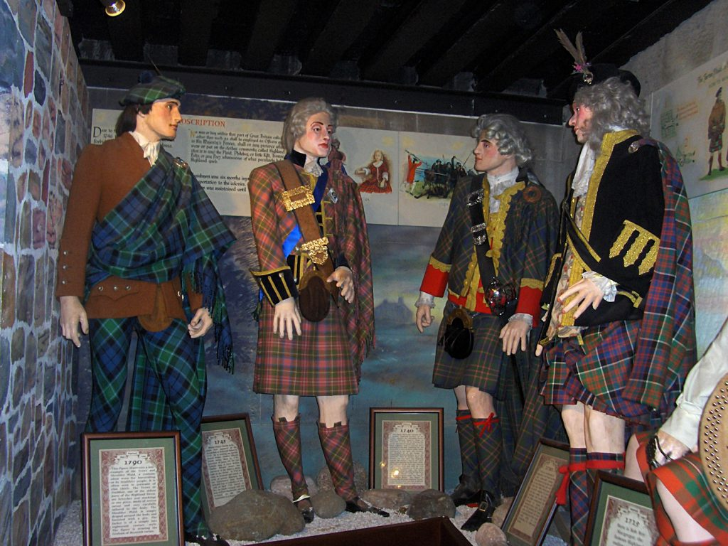 The Tartan Weaving Mill, Royal Mile di Edimburgo