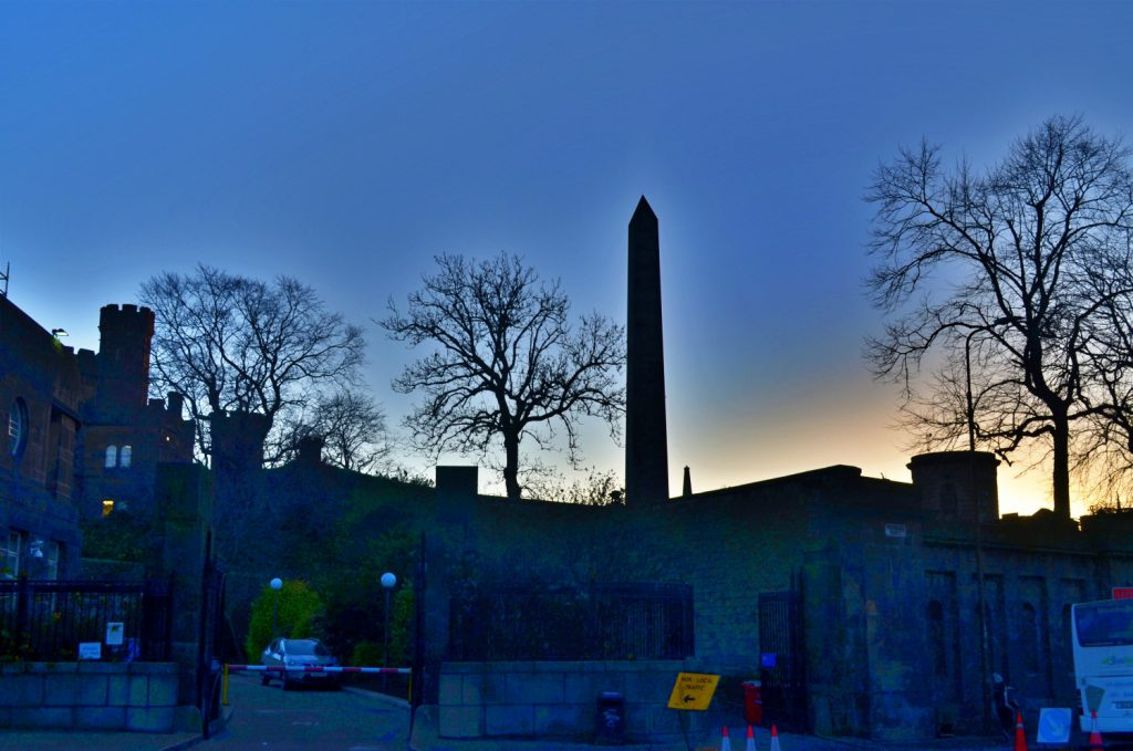Martyrs Monument, calton hill