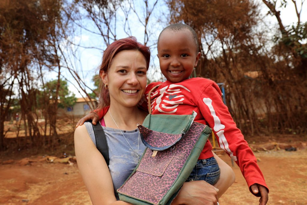rossana in africa