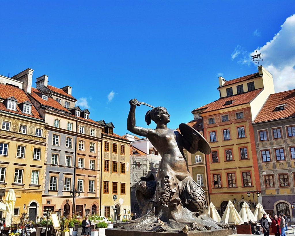 storie di expat - vivere a varsavia