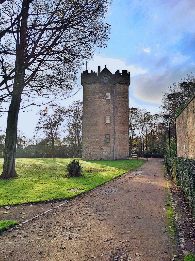 castelli infestati della Scozia, alloa tower