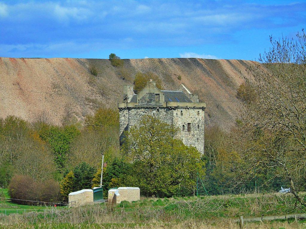 niddry castle, cosa vedere vicino edimburgo