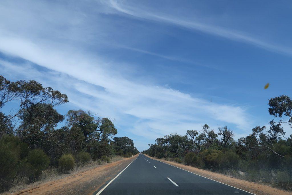 on the road australia