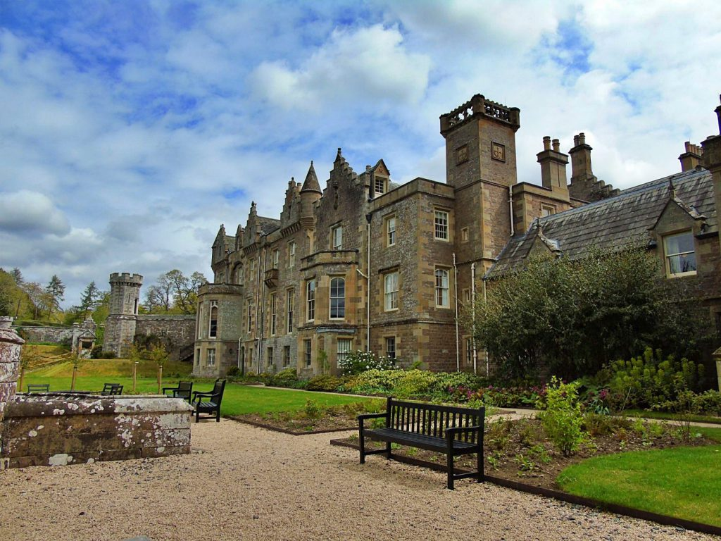 sir walter scott house - escursioni da edimburgo