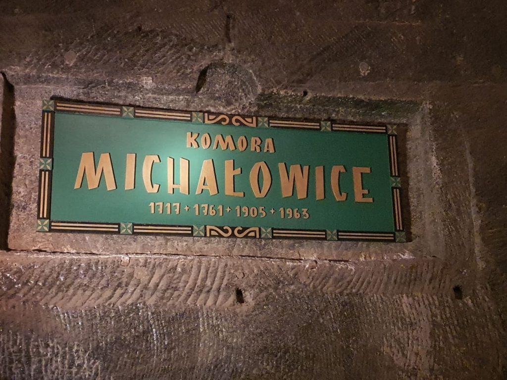 visita alla miniera di sale di Wieliczka