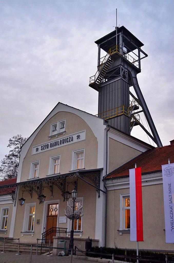 Ingresso di Wieliczka