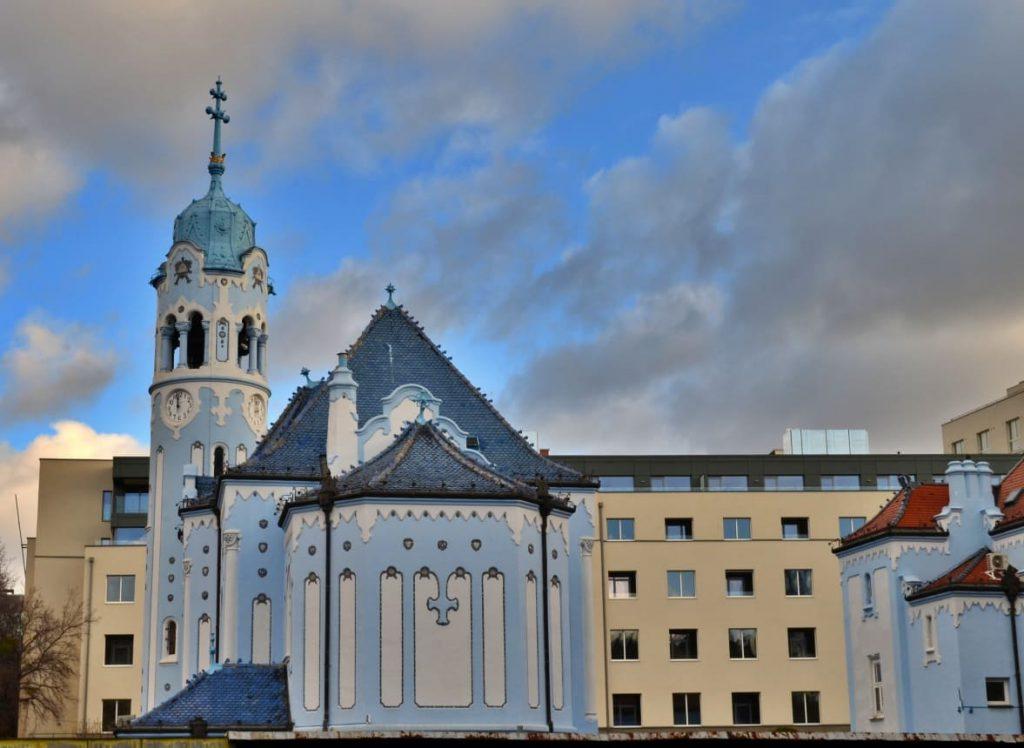 bratislava e le sue chiese