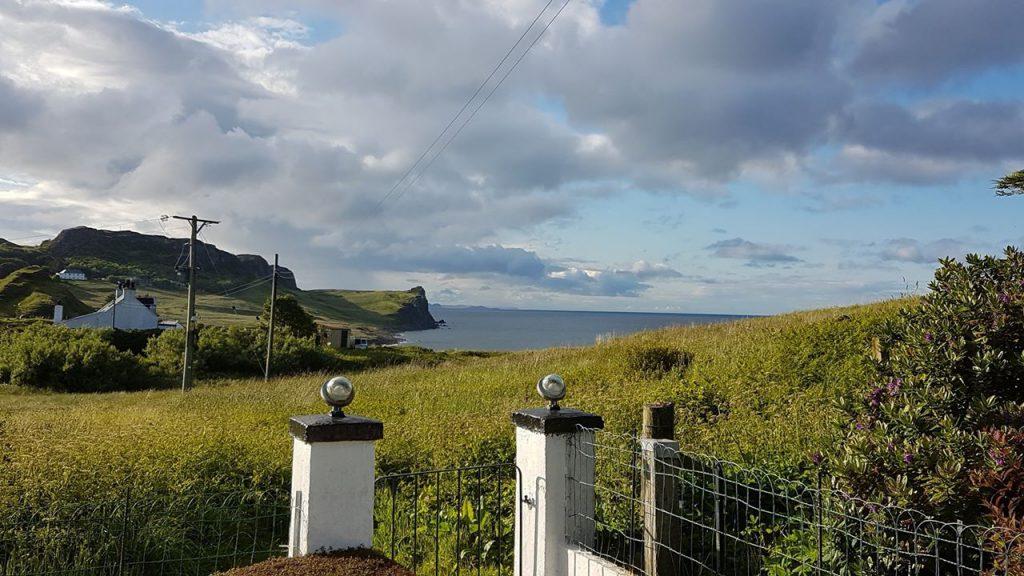 dormire sull'isola di skye - alloggi isola di skye scozia