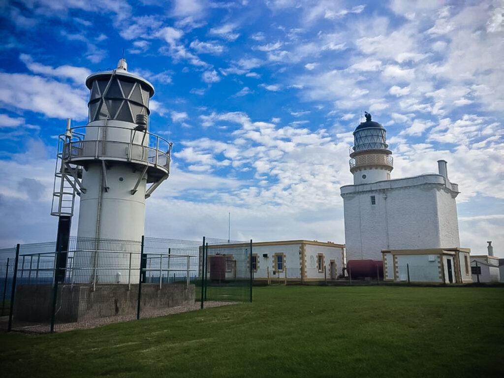 Kinnaird Head Lighthouse