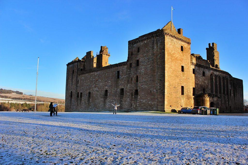 Linlithgow, webcam per vedere la Scozia, immagini della Scozia