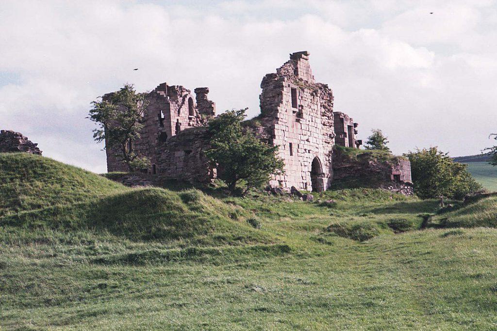 sanquhar castle
