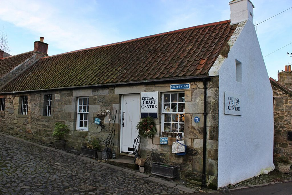 falkland cottage craft center