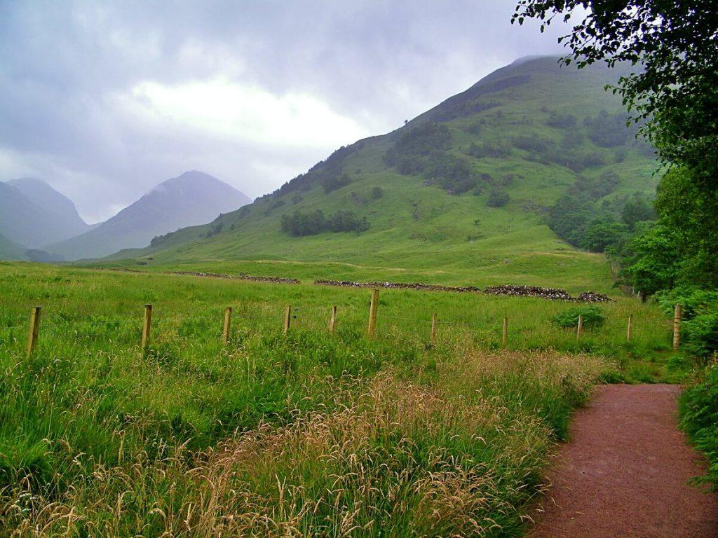 glencoe - itinerario 15 giorni in scozia