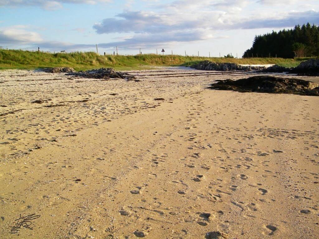 road to the isles, ditese di sabbia