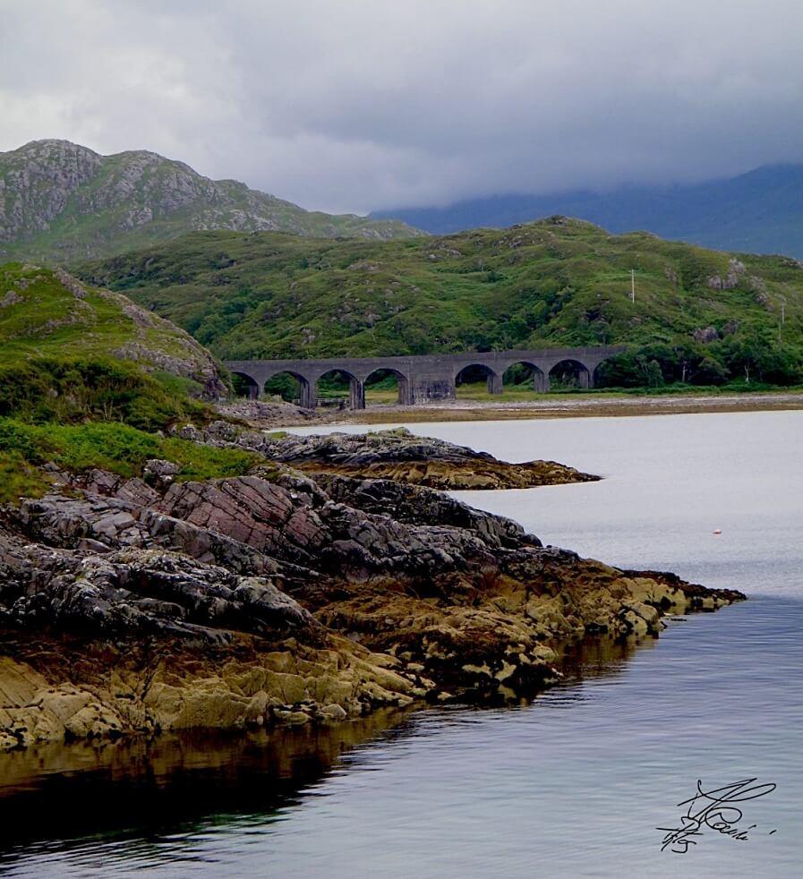 i luoghi di bonnie price charlie, lungo la road to the isles