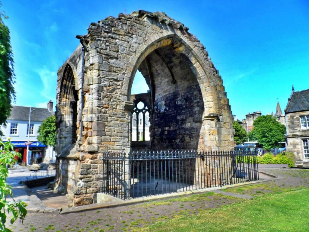 cosa vedere a saint andrews - Blackfriars Chapel - st andrews
