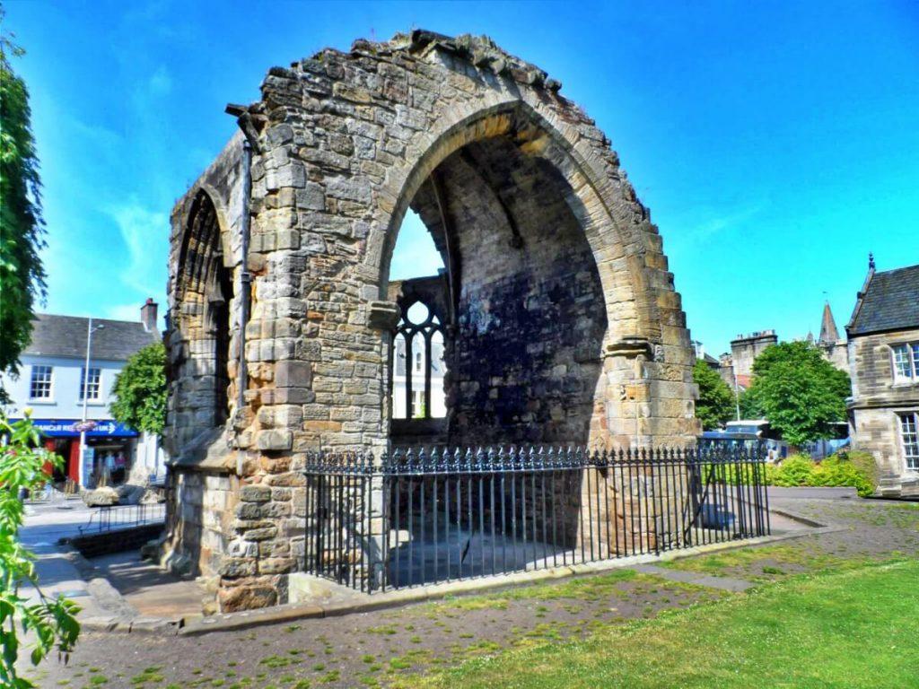 cosa vedere a saint andrews - Blackfriars Chapel