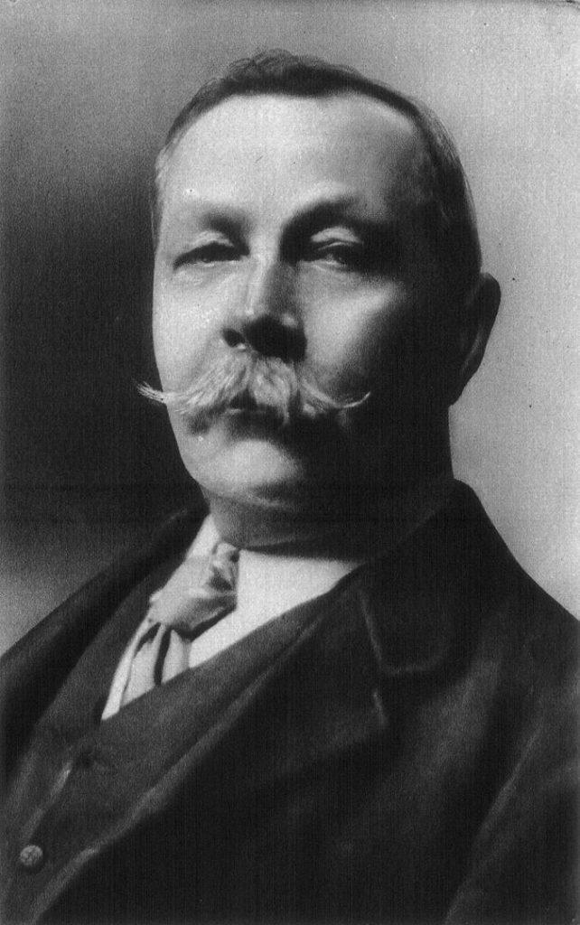 Sir Arthur Conan Doyle - scrittore Sherlock Holmes