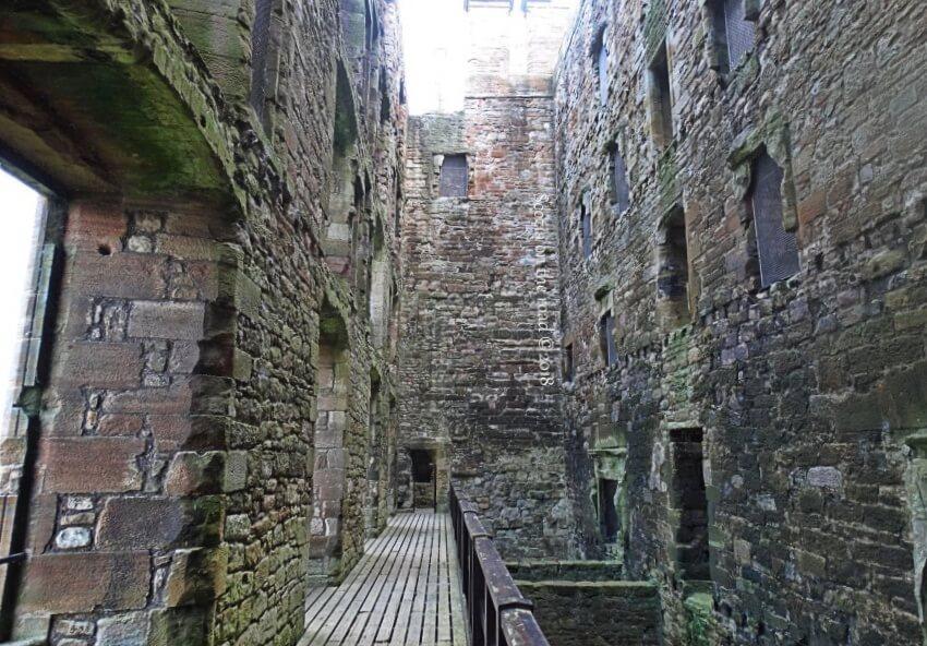 Linlithgow Palace e Outlander