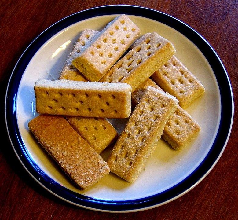 shortbread, 30 piatti da assaggiare in Scozia